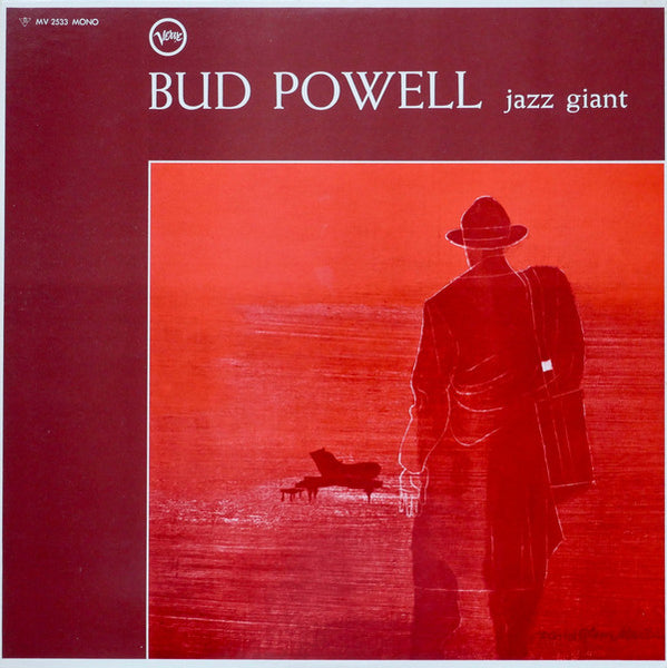 Bud Powell ‎– Jazz Giant (Used)