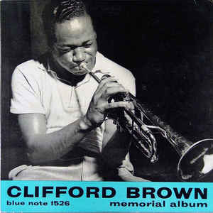 Clifford Brown ‎– Memorial Album (Used)