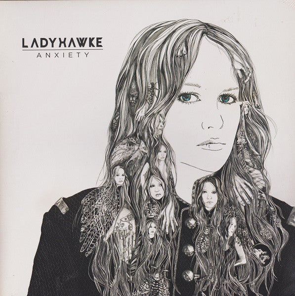 Ladyhawke ‎– Anxiety (Used)