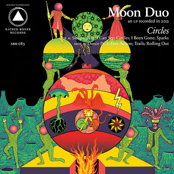 Moon Duo ‎– Circles