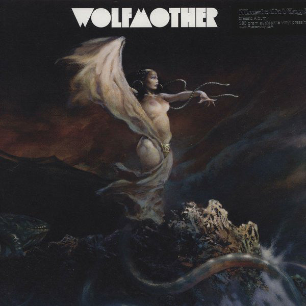 Wolfmother ‎– Wolfmother (2LP Gatefold 180gm) (10th Anniversary)
