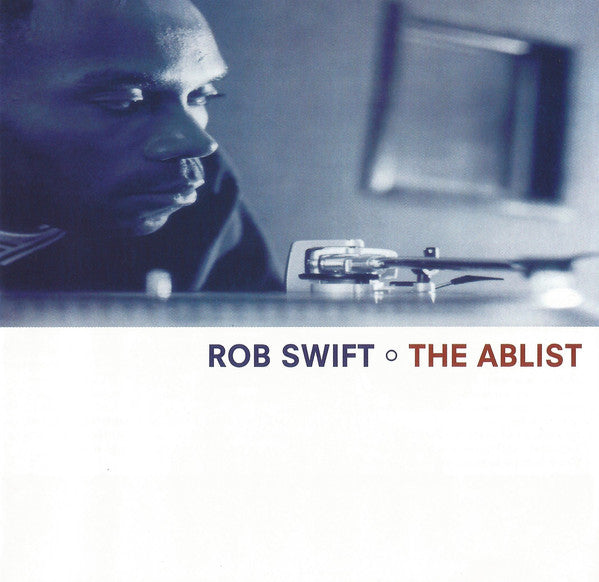 Rob Swift ‎– The Ablist (Used)
