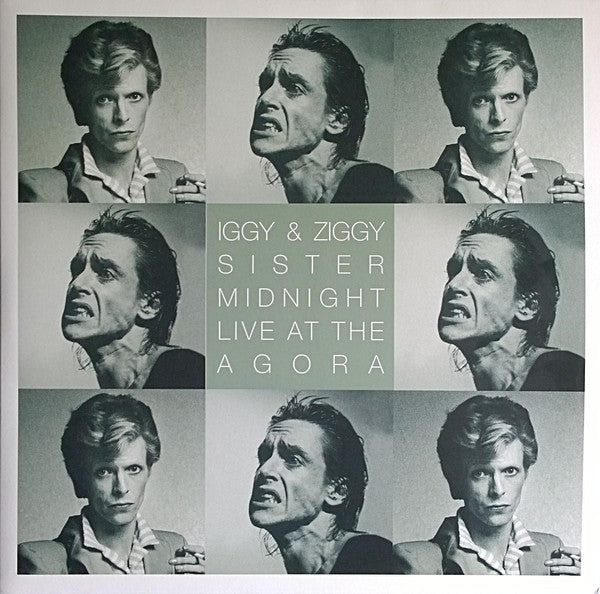 Iggy & Ziggy ‎– Sister Midnight - Live At The Agora (2LP) (Used)