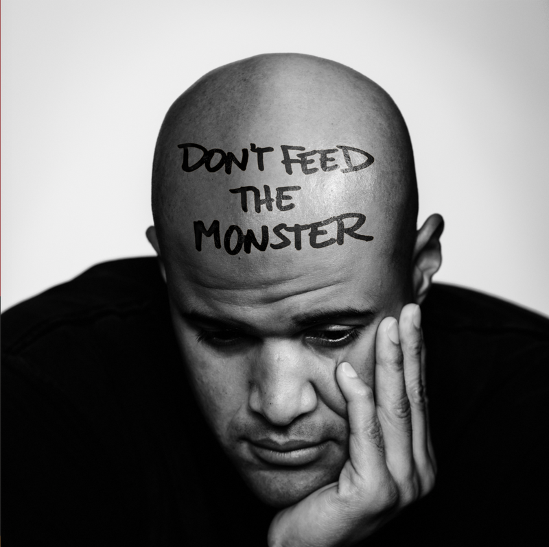 Don't Feed The Monster (2LP)