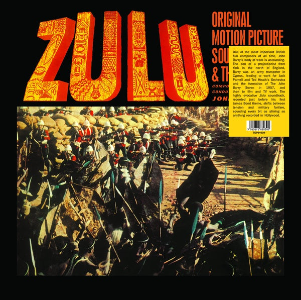 Zulu (Original Motion Picture Sound Track & Themes)