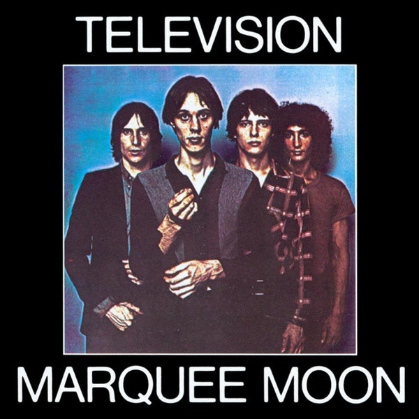 Television - Marquee Moon (2LP, Limited Edition, Blue Vinyl)