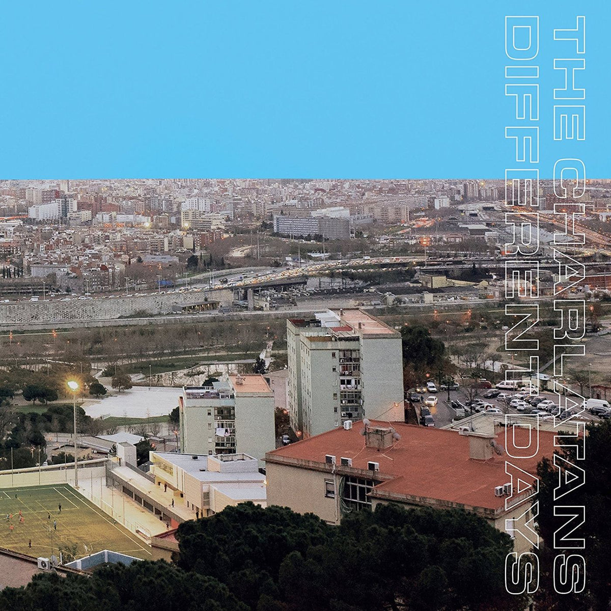 The Charlatans ‎– Different Days (Coloured Vinyl) (Used)