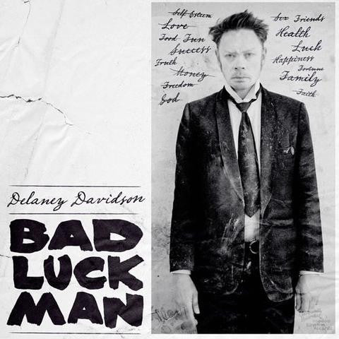 Delaney Davidson - Bad Luck Man