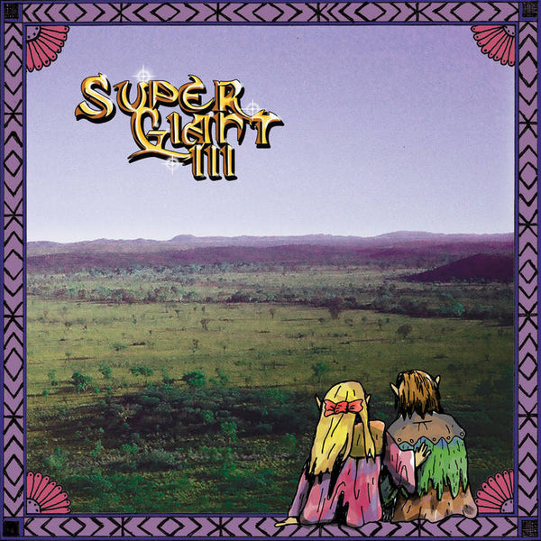 The Uplifting Bell Ends ‎– SUPER GIANT III (Coloured Vinyl)