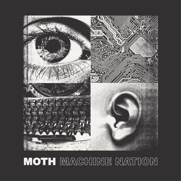 "Moth - Machine Nation (Coloured Vinyl) (7"")"