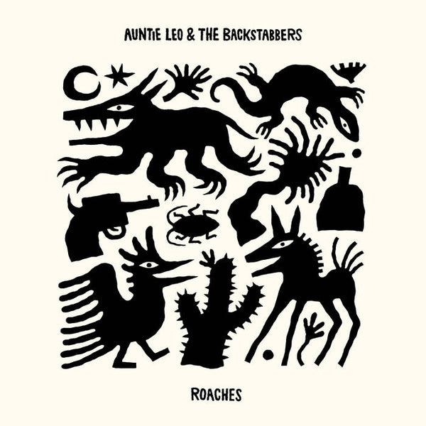 Auntie Leo & The Backstabbers ‎– Roaches 7""