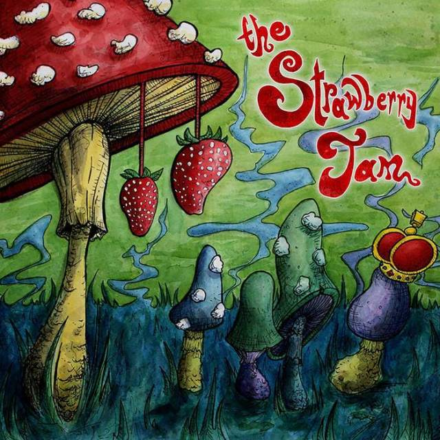 The Strawberry Jam ‎– The Strawberry Jam