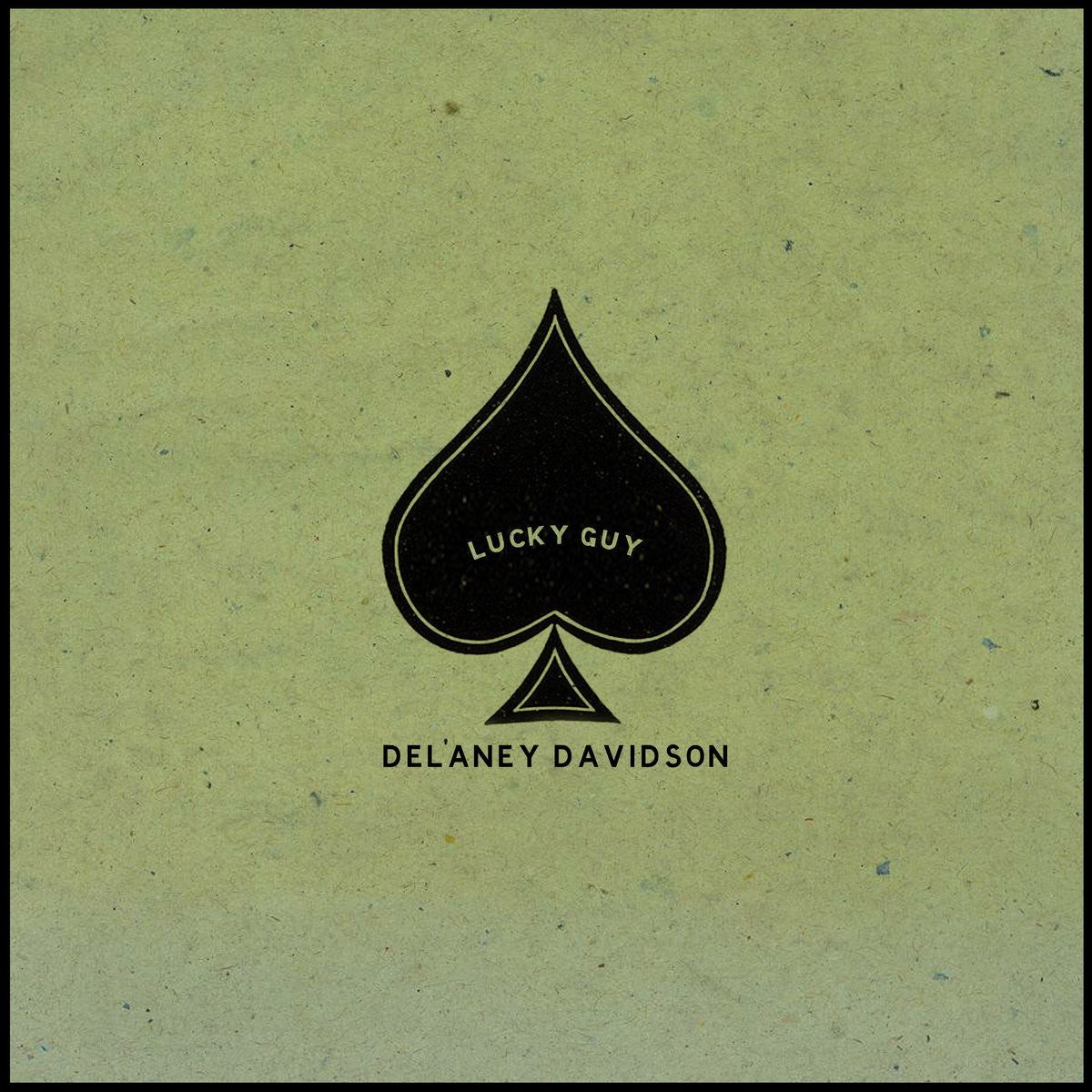 Delaney Davidson - Lucky Guy
