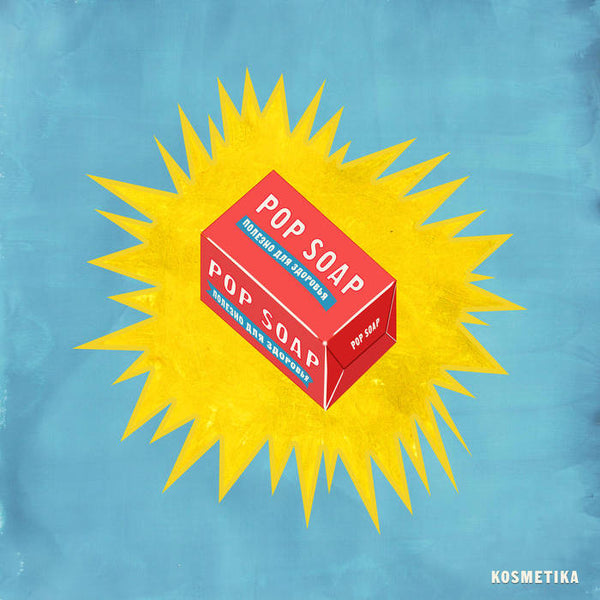 KOSMETIKA - Pop Soap
