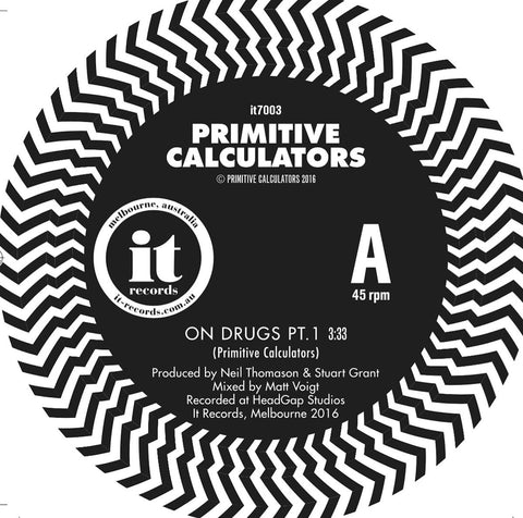 On Drugs 7""