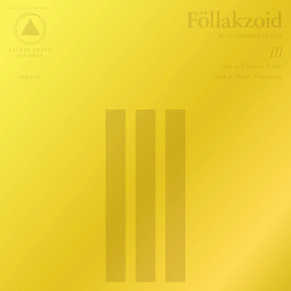 Follakzoid - III