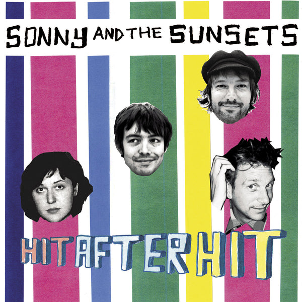 Sonny And The Sunsets ‎– Hit After Hit (Used)