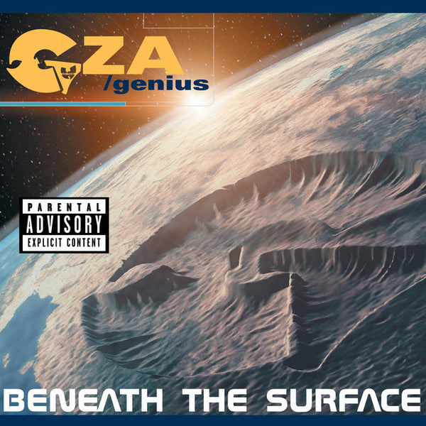 GZA - Beneath The Surface (2LP)