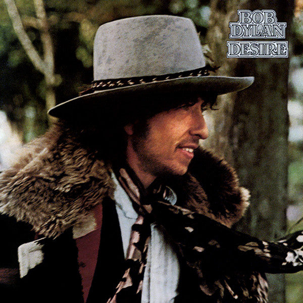 Bob Dylan - Desire (Used)