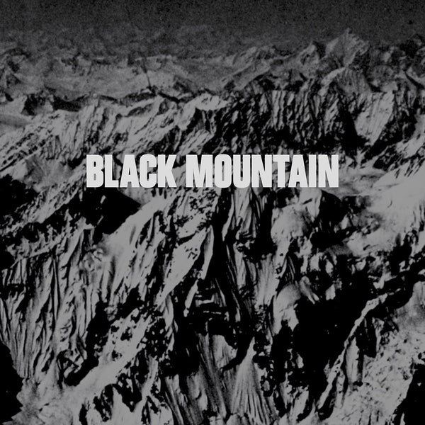 Black Mountain - Black Mountain (2LP)