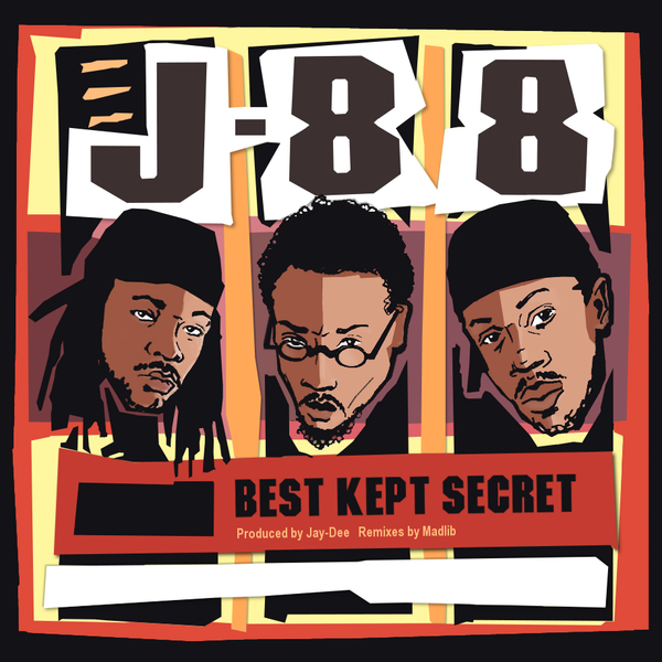 J-88 (aka Slum Village) ‎– Best Kept Secret (2LP)