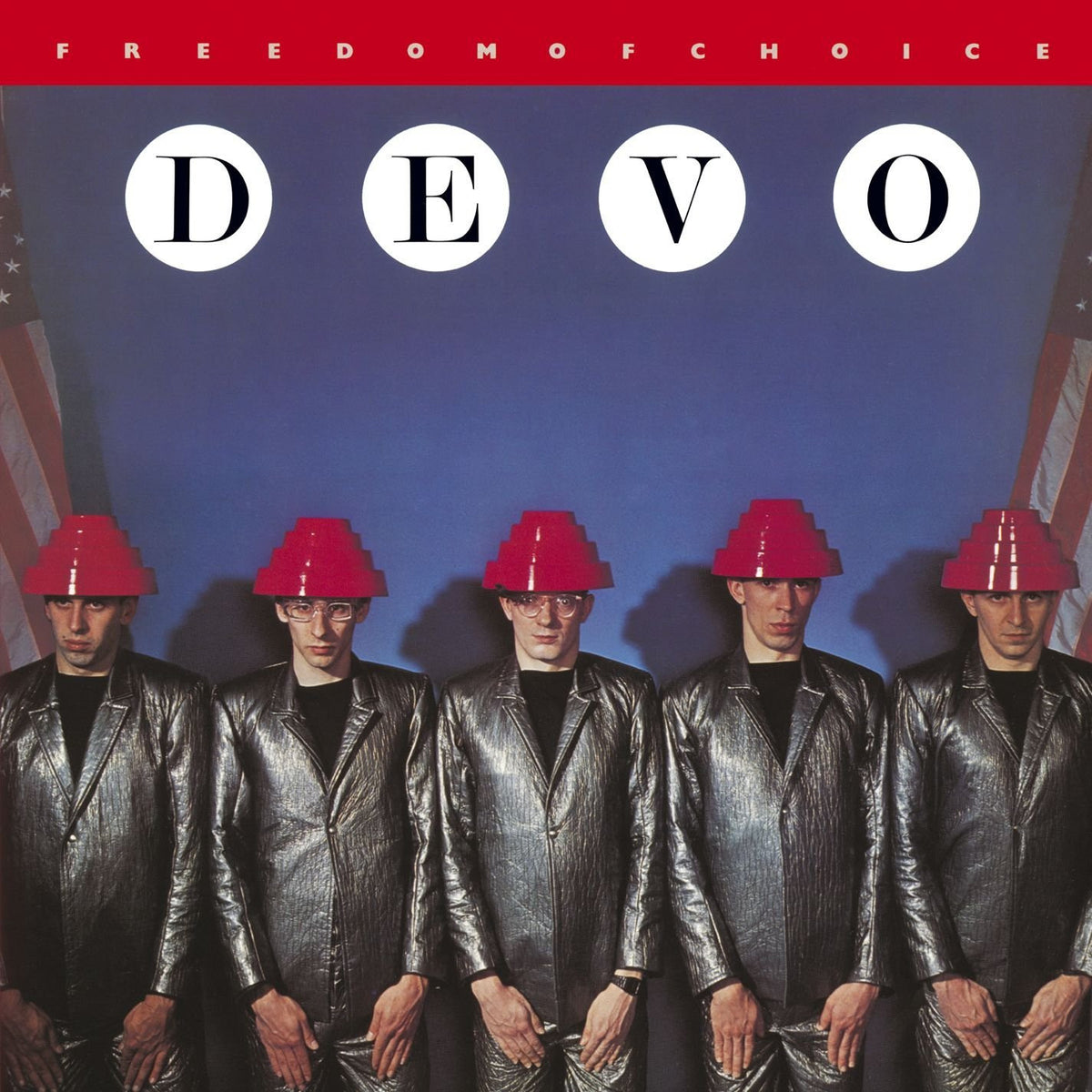 Devo - Freedom Of Choice (Used)