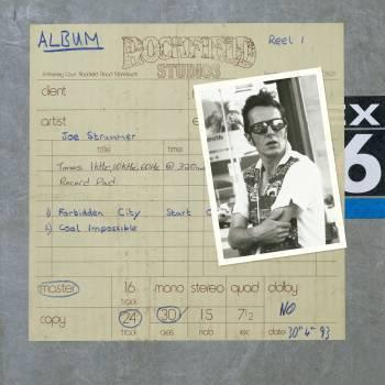 Joe Strummer - The Rockfield Studio Tracks