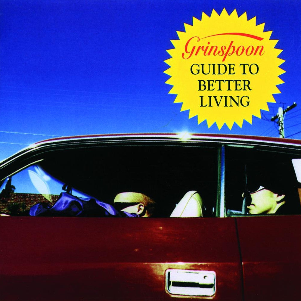 Grinspoon ‎– Guide To Better Living