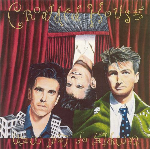 Crowded House ‎– Temple Of Low Men