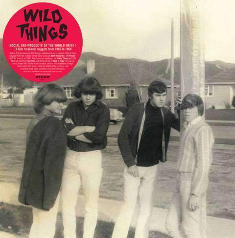 Various ‎– Wild Things LP: Social End Products Of The World Unite!