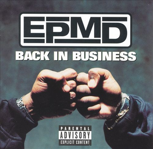 EPMD ‎– Back In Business (Used)