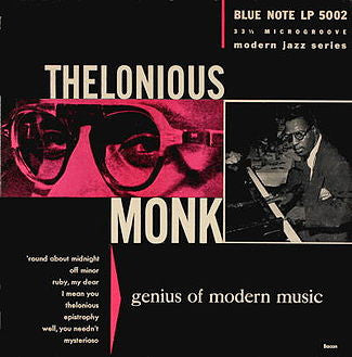 "Genius of Modern Music: Volume One (10"")"