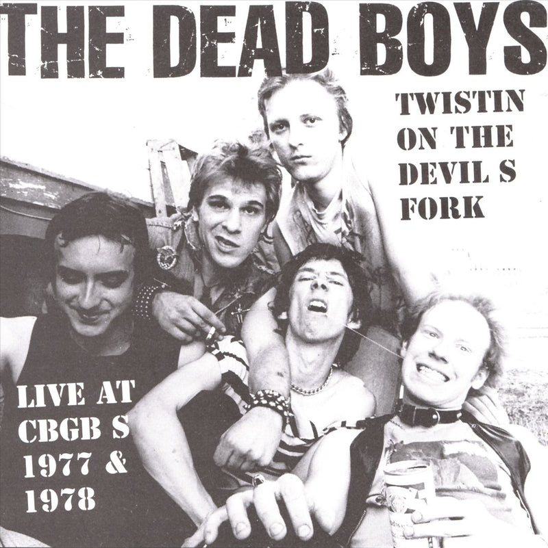 Twistin' On The Devil's Fork: Live At CBGB's 1977 & 1978 (Used)