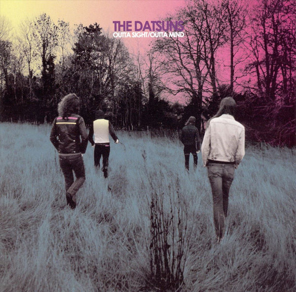 The Datsuns - Outta Sight/Outta Mind (Used)