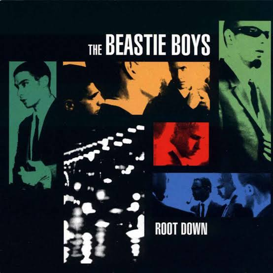 The Beastie Boys ‎– Root Down EP (Used)