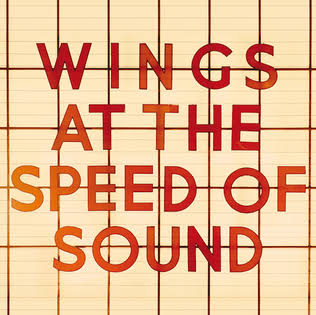 Wings At The Speed Of Sound (Used)