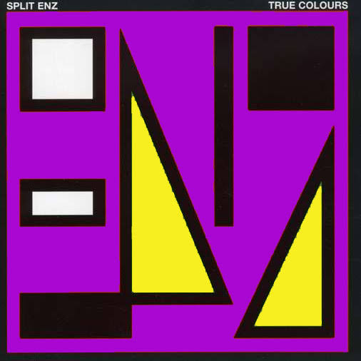 Split Enz ‎– True Colours (Used)