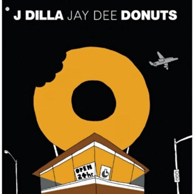J  Dilla - Donuts (10th Anniversary Edition) (2LP)