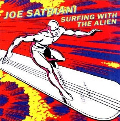 Joe Satriani ‎– Surfing With The Alien (Coloured Vinyl) (2LP)