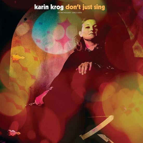 Karin Krog - Don't Just Sing : An Anthology 1963-1999 (2LP)