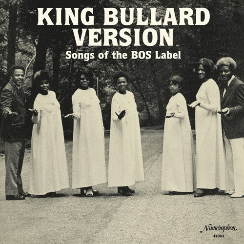Various ‎– King Bullard Version - Songs Of The BOS Label