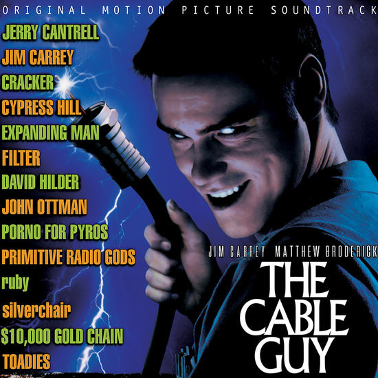 The Cable Guy (Soundtrack) (2LP)