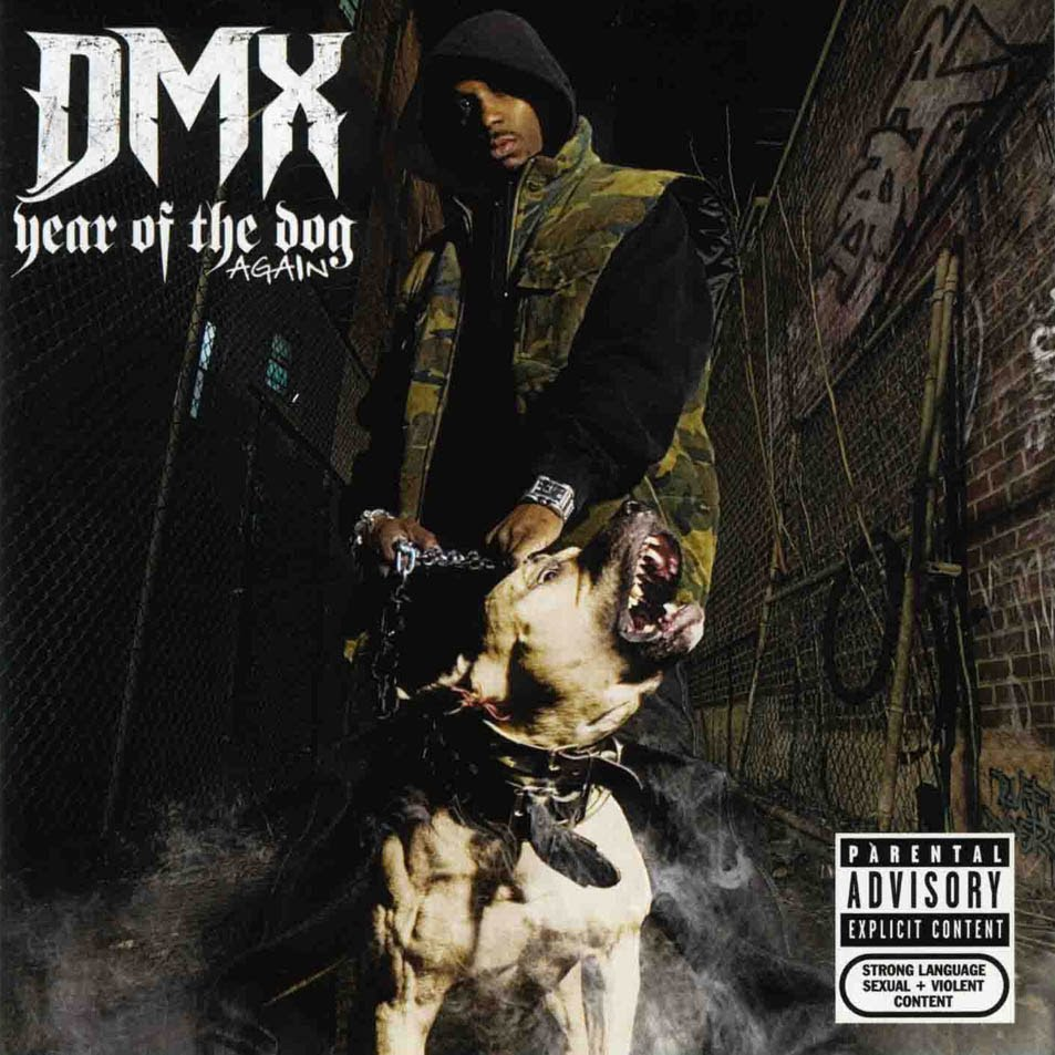 DMX ‎– Year Of The Dog... Again (Used)