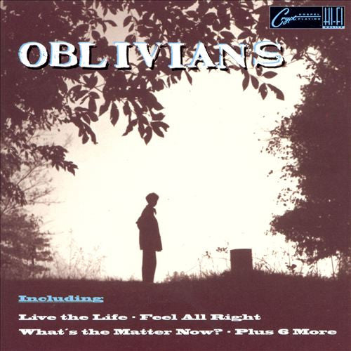 Oblivians - Play 9 Songs With Mr. Quintron