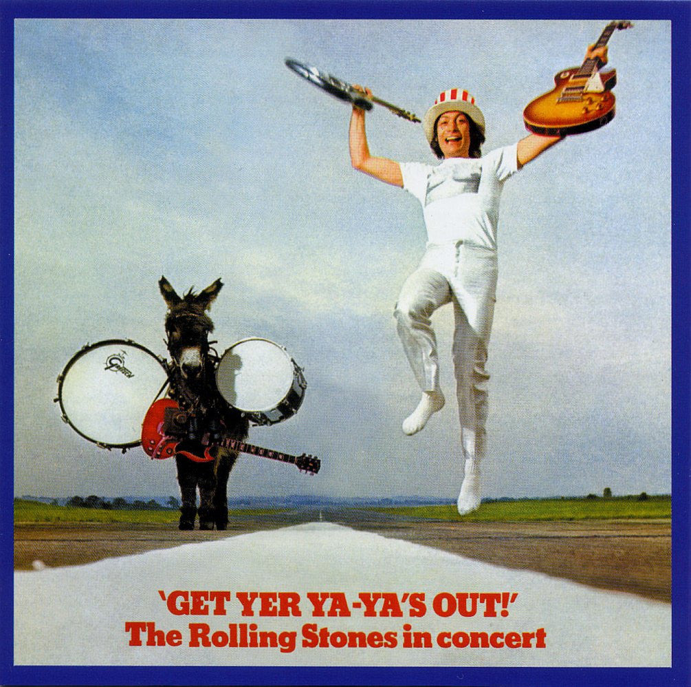 The Rolling Stones - Get Yer Ya-Ya's Out! (Used)