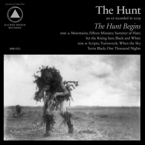 The Hunt ‎– The Hunt Begins