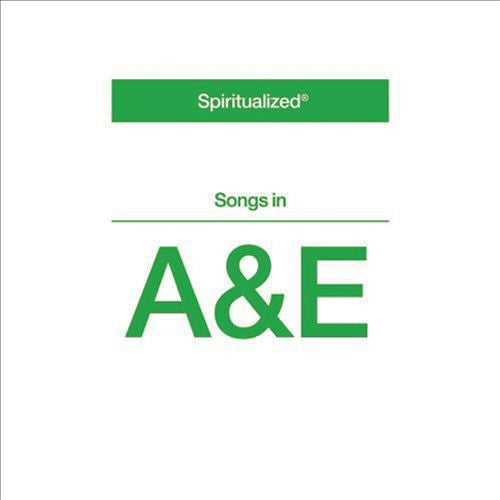 Spiritualized - Songs In A & E (2LP) (Ltd White Vinyl)