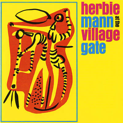 Herbie Mann At The Village Gate (Used)