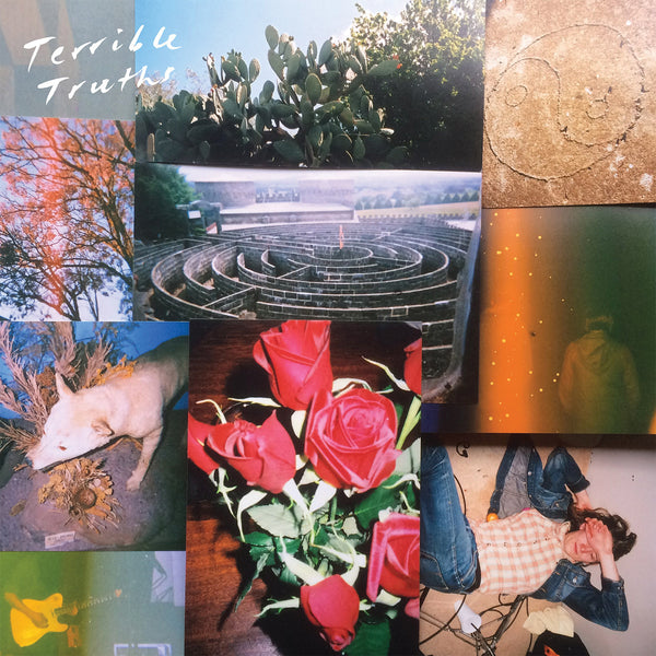 "Terrible Truths - Terrible Truths (Gold Coloured Edition with Bonus 7"" EP)"