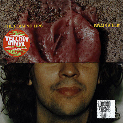 "The Flaming Lips - Brainville 10"" (Coloured Vinyl)"